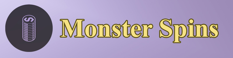 Monster Spins: Casino Bonus Guide header