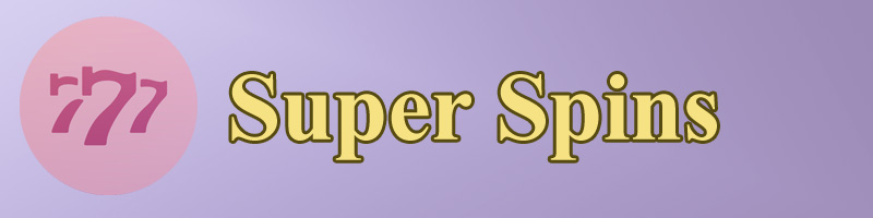 Super Spins: Casino Bonus Guide header
